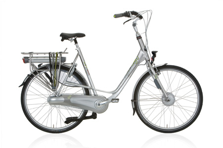 Gazelle Bloom Innergy brons Elektrische fiets