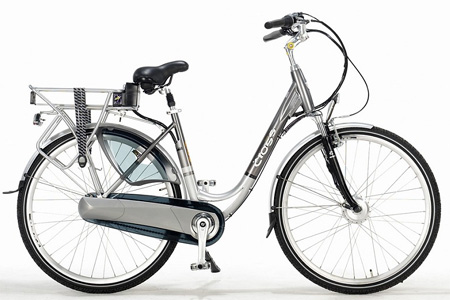 Crosscycle Europe E-city 8600 HT Lithium Elektrische fiets