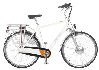 Crosscycle Europe E-city 9800 Gent Elektrische fiets