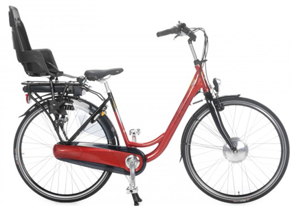 Crosscycle Europe E-city 9800 HT Moeder Elektrische fiets