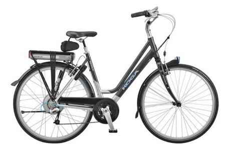 Nadelen fiets