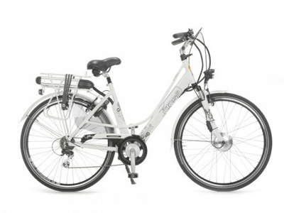 Crosscycle Europe E-Trekking Alivio 8 Elektrische fiets