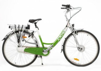 Cross Europe E-trendy Elektrische fiets