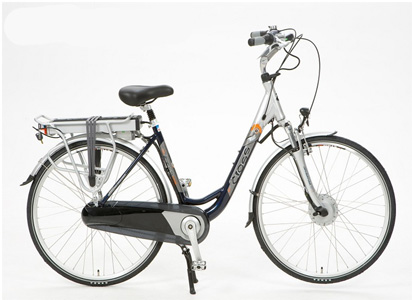 Crosscycle Europe Elinor Deluxe Elektrische fiets