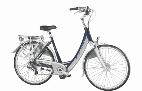 Wonderlijk Sparta ION GL   Elektrische fietsen VP-44