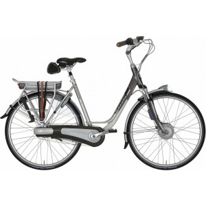 Gazelle orange Excellent Innergy XT goud Elektrische fiets