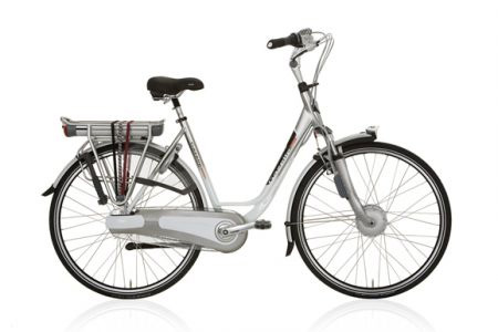 Gazelle Orange Plus Innergy XT goud Elektrische fiets