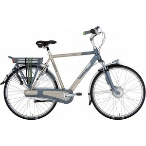 Gazelle Orange Xtra Innergy goud Elektrische fiets