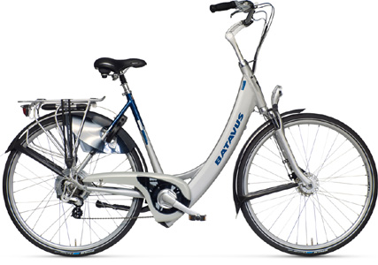 Batavus Padova Easy 7 on motor type